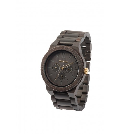 Montre WeWOOD Kappa Black Gold
