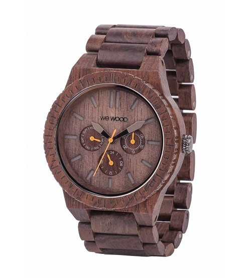 Montre WeWOOD Kappa Chocolate
