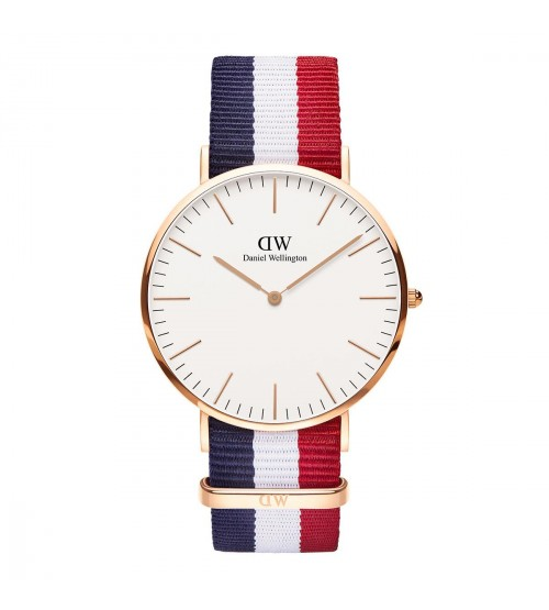 Montre daniel wellington homme classic cambridge w0103DW