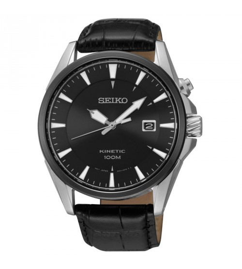 montre seiko classique homme kinetic ska569p2 montres et plus. Black Bedroom Furniture Sets. Home Design Ideas