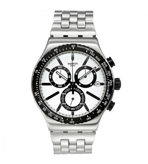 Montre Swatch Gran Turismo Irony Chrono DESTINATION ROTTERDAM YVS416G