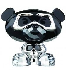 Figurine Swarovski Bo Bear-Heavy Metal 1143383
