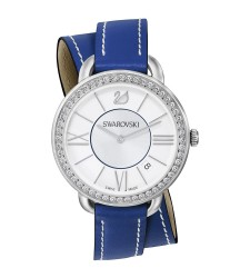 Montre Swarovski AILA DAY double tour blue 5095944