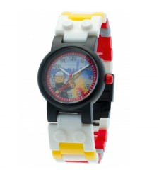Montre LEGO Enfant The LEGO City Pompier 740426
