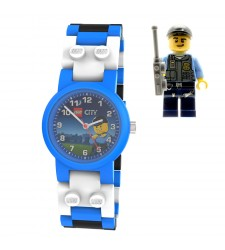Montre LEGO Enfant The LEGO City Policeman 740449