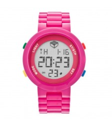 Montre Légo Digifigure rose 747422