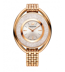 Montre Swarovski Crystalline Oval Rose Gold Tone 5200341