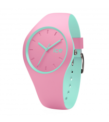 Montre ICE-WATCH ICE DUO PINK MINT taille S