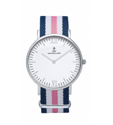 MONTRE KAPTEN & SON CAMPUS SILVER GIRL
