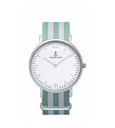 MONTRE KAPTEN & SON CAMPUS SILVER SUMMER