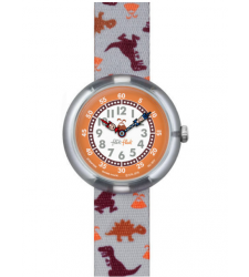 Montre enfant FLIK-FLAK CAMPING BADGE BLUE FBNP096