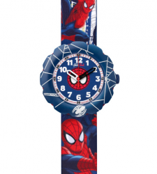 Montre Flik-Flak SPIDER-CYCLE FLSP001