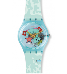 Montre SWATCH Originals Gent PISCINA GL121