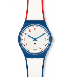 Montre SWATCH Originals Gent PLEIN GAZ GN248