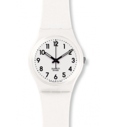 Montre SWATCH Originals Gent JUST WHITE SOFT GW151O
