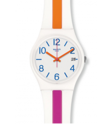 Montre SWATCH Originals Gent PINKLINE GW408