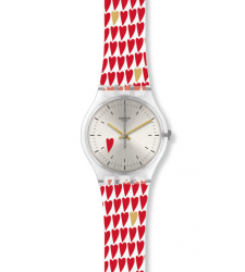 Montre SWATCH HEARTY LOVE GZ314S