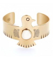 BRACELET JONC HIPANEMA ROYAL GOLD E17ROYAGO