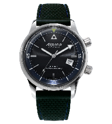 Montre homme ALPINA SEASTRONG DIVER HERITAGE AL-525G4H6