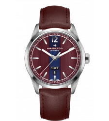 Montre Hamilton Broadway Day Date Automatic H43515875