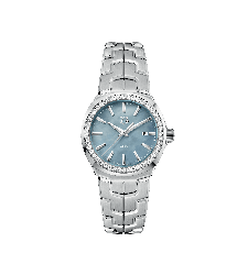 Montre Tag Heuer Link Lady Diamants Quartz 100M 32 mm WBC1315.BA0600