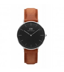 Montre Femme DANIEL WELLINGTON Classic Black Durham 36mm DW00100144