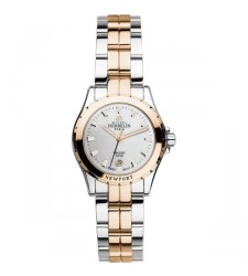Montre Femme Michel Herbelin Newport Trophy Lady PVD Or Rose 12870/BTR19