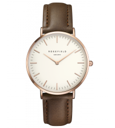 Montre ROSEFIELD The Bowery Dorée rose BWBRR-B3