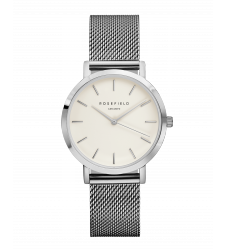 Montre ROSEFIELD The Tribeca Argent TWS-T52