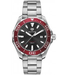 Montre Tag Heuer Aquaracer Quartz 300M 43 mm WAY101A.BA0746