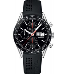 Montre TAG Heuer Carrera Calibre 16 Chronographe Automatique 41mm CV201AK.FT6040