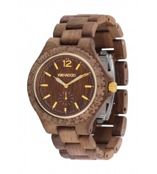 Montre WeWOOD Siko Nut