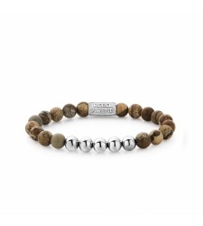 Bracelet REBEL & ROSE SMORE BALLS THAN MOST WOODSTOCK RR-80005-S