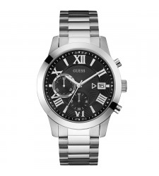 Montre homme GUESS Sport Steel W0668G3.