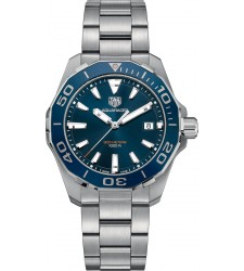 Montre TAG Heuer Aquaracer Automatique Homme Calibre 5 41mm WAY111C.BA0928