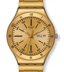 Montre Swatch Irony Big Yellow Medal YGG706G